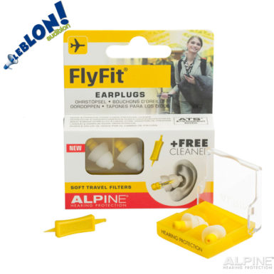 Alpine FlyFit bouchons de protection pour L'avion