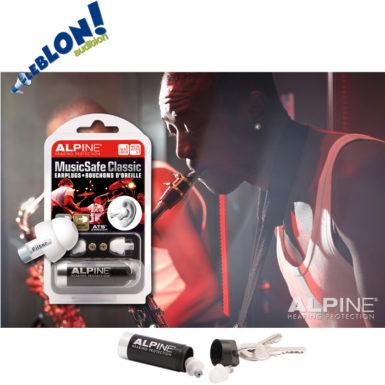 Alpine MusicSafe images
