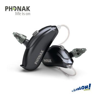 Phonak Audeo V 10 Pair P8 Velvet Black