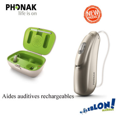 Phonak rechargeable